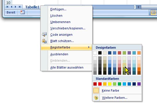 Excel Arbeitsblätter Umbenennen : Bei excel mehrere tabellenblätter nutzen für mehr Übersicht