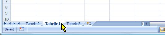 Excel Arbeitsblatt Ende Festlegen : Bei excel mehrere tabellenblätter nutzen für mehr Übersicht